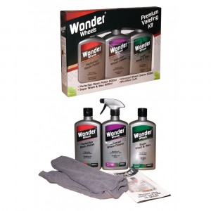 Wonder Wheels Premium Valeting Kit