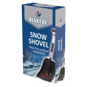 Bluecol Extendable Snow Shovel