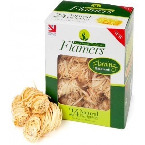 Flamers Firelighters (24)