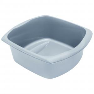 Addis Eco Rectangular Washing-Up Bowl 9.5 Litre - Light Grey