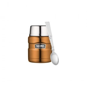 Thermos Stainless King Food Flask 470ml Copper