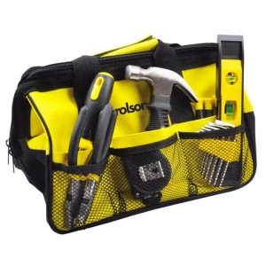 30PCE Home Tool Kit Rolson