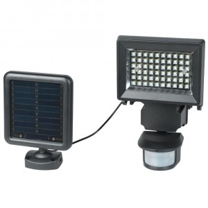 Duracell Solar LED Security Lights 400 Lumen