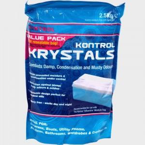 Kontrol Damp Krystals Easy Pour Refill Bag 2.5kg