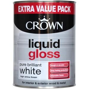 Crown Liquid Gloss 1.25L