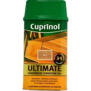 Cuprinol Ultimate Hardwood Furniture Oil 1L