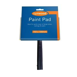 """Lynwood Paint Pad & Handle 6"""" x 4"""""""
