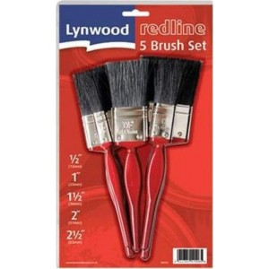 Lynwood Polyester Brush Set