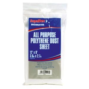 Lynwood All Purpose Polythene Dust Sheets