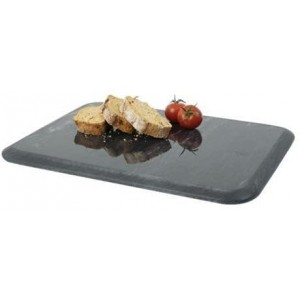T&G Black Marble Rectangular Board