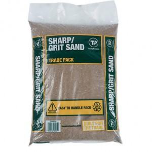 Sharp/Grit Sand
