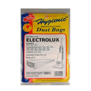 Jegs Electrolux Widetrack Dust Bags