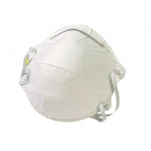Abbey Sanding & Loft Insulation Standard Moulded Mask