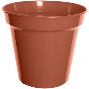 """Strata Plant Pot Terracotta 20cm/8"""""""