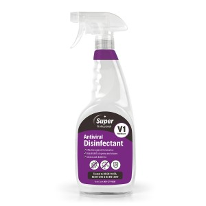 Mirius Coventry Chemicals V1 Anti Viral Disinfectant 750ml