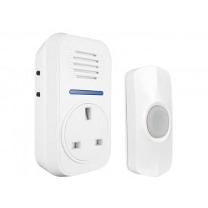 Unicom Smart Plug Through Door Chime 100 Metre