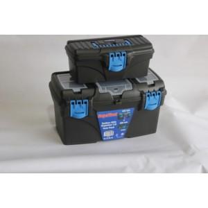 SupaTool Tool Box With Organiser Lid