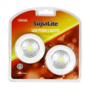 SupaLite LED Push Lights (2)