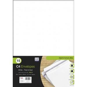 Anker White Envelopes C4 Pack 15