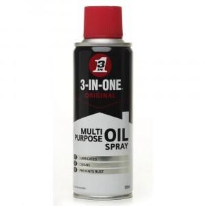 3-IN-ONE Multi Purpose Oil Spray 200ml