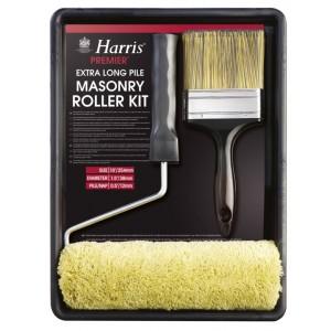 Harris Premier Masonry Roller Kit