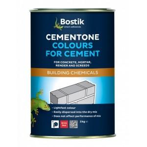 Cementone Colours For Cement