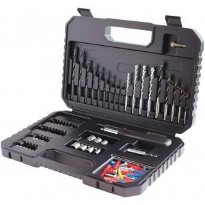 Black & Decker Drilling & Screwdriver Bit Set 120 Pieces