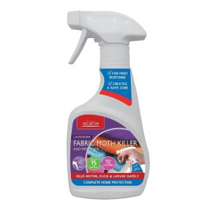 Acana Carpet and Fabric Moth Killer and Freshener 275ml