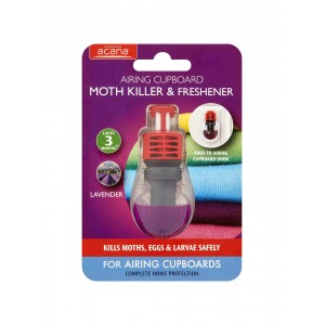 Acana Airing Cupboard Moth Killer & Freshener