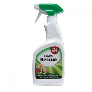 Get Off Lawn Rescue Spray