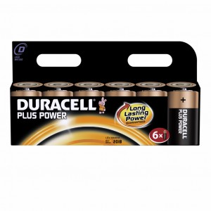 Duracell Plus Batteries