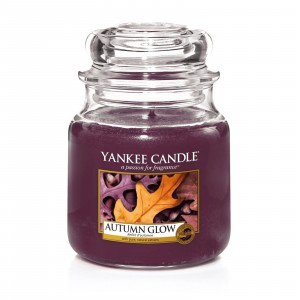 Yankee Medium Jar Candle - Mulberry & Fig Delight