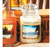 Yankee Scented Candles Ginger Dusk