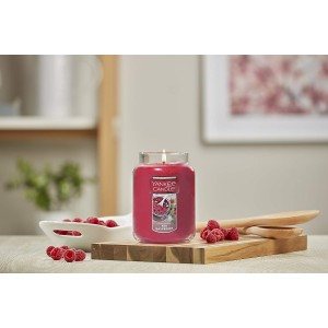 Yankee Scented Candles Red Raspberry