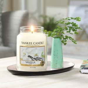 Yankee Scented Candles Vanilla