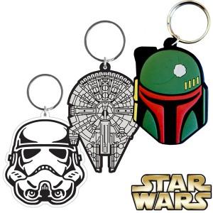 Disney Star Wars PVC Keyring