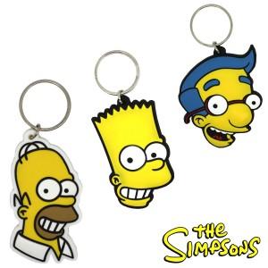 Disney The Simpsons PVC Keyring