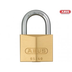 Abus 65 Series Brass Padlock Keyed Alike