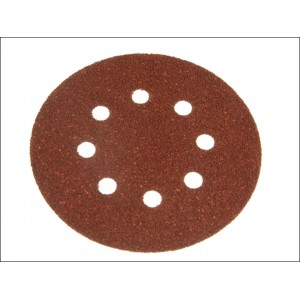 Black & Decker Perforated Sanding Discs 125mm PK5