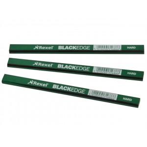 Rexel Blackedge Joiner's Pencil (Each)