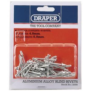 Draper Blind Rivets (50)