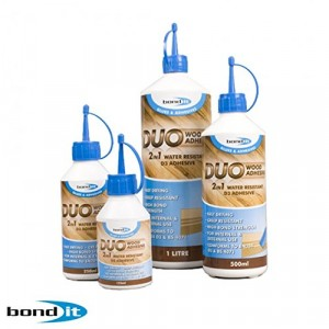 Bondit Duo Water Resistant Wood Glue