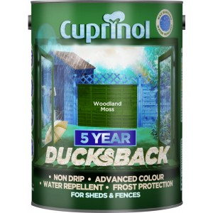 Cuprinol Ducksback 5L