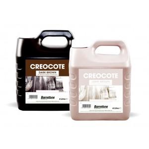 Bartoline Creocote New Form Timber Treatment 4 Litre