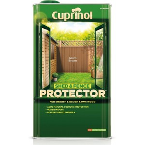 Cuprinol Shed & Fence Protector 5 Litre