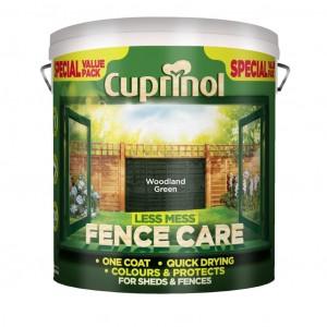Cuprinol Less Mess Fence Care 6 Litre