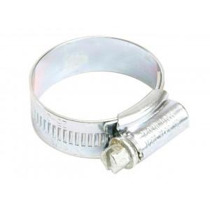 ABA Hose Clip - Mild Steel Zinc Plated