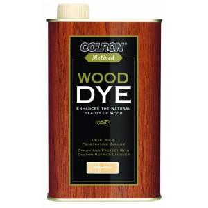 Ronseal Colron Refined Wood Dye 250ml
