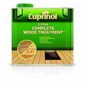 Cuprinol 5 Star Complete Wood Treatment