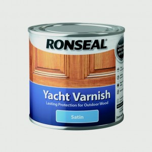 Ronseal A highly flexible exterior varnish providing superior protection for exterior wood.